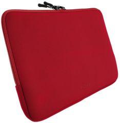 Fixed Neoprénové pouzdro Sleeve pro tablety o úhlopříčce do 15,6″ FIXSLE-15-RD, červené