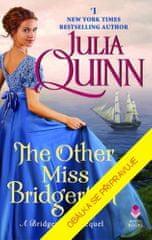 Julia Quinnová: Trochu jiná slečna Bridgertonová