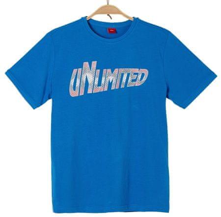 s.Oliver koszulka dziecięca S blue