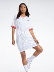 Reebok bílé šaty s výšivkou
