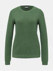 VILA zelený svetr Chassa