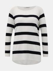 ONLY modro-bílý pruhovaný basic svetr Selena