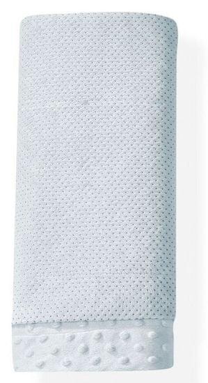 Interbaby deka bodky 80 × 110, modrá