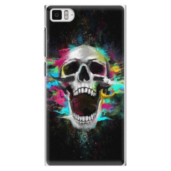 iSaprio Plastový kryt - Skull in Colors pro Xiaomi Mi3