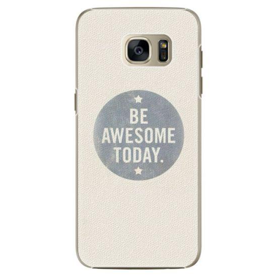 iSaprio Plastový kryt - Awesome 02 pre Samsung Galaxy S7