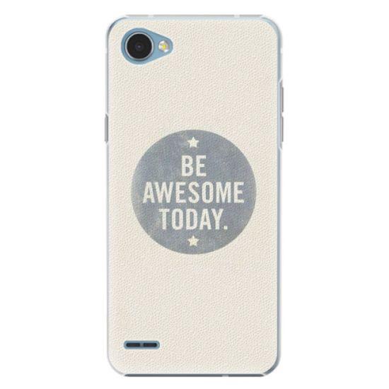 iSaprio Plastový kryt - Awesome 02 pre LG Q6