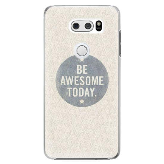 iSaprio Plastový kryt - Awesome 02 pre LG V30