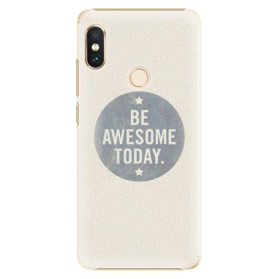 iSaprio Plastový kryt - Awesome 02 pre Xiaomi Redmi Note 5