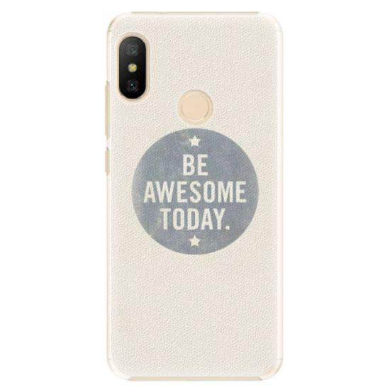 iSaprio Plastový kryt - Awesome 02 pre Xiaomi Mi A2 Lite