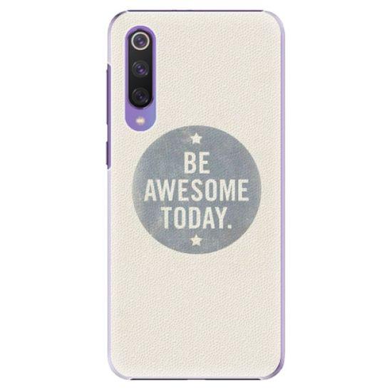 iSaprio Plastový kryt - Awesome 02 pre Xiaomi Mi 9 SE