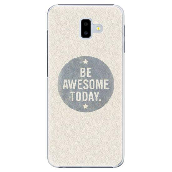 iSaprio Plastový kryt - Awesome 02 pre Samsung Galaxy J6+