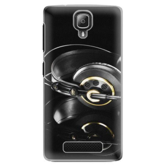 iSaprio Plastový kryt - Headphones 02 pre Lenovo A1000