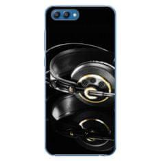 iSaprio Plastový kryt - Headphones 02 pre Honor View 10