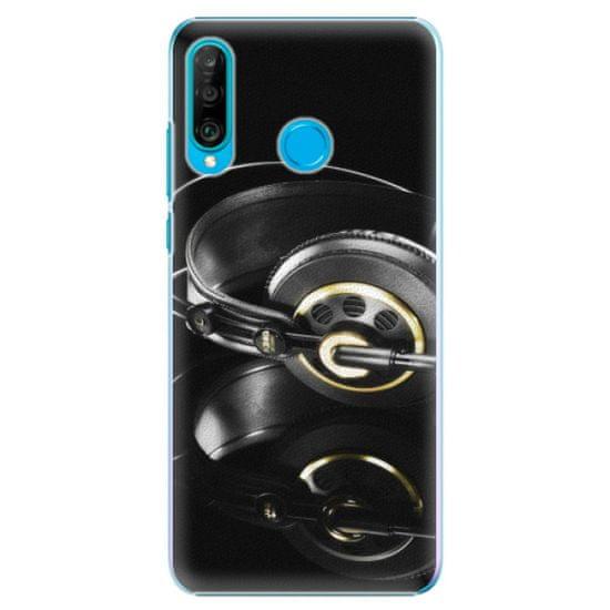 iSaprio Plastový kryt - Headphones 02 pre Huawei P30 Lite