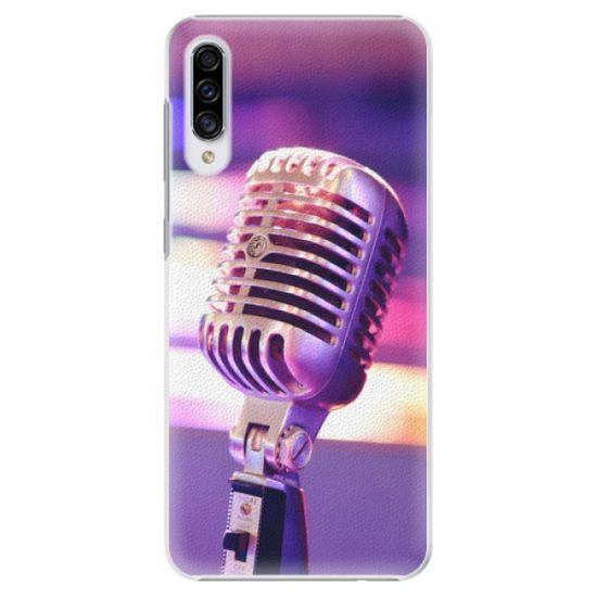 iSaprio Plastový kryt - Vintage Microphone pre Samsung Galaxy A30s