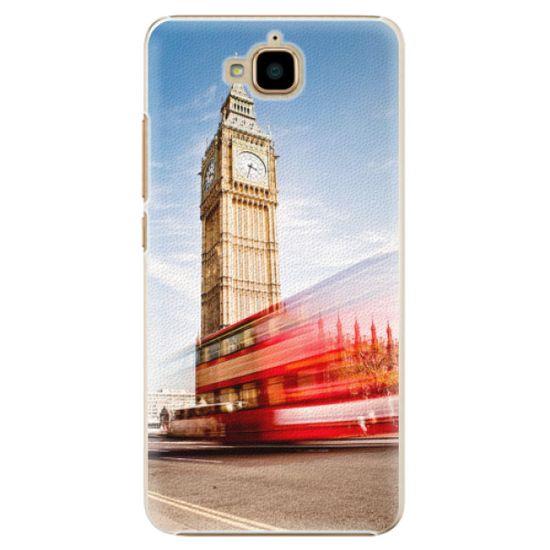 iSaprio Plastový kryt - London 01 pre Huawei Y6 Pro
