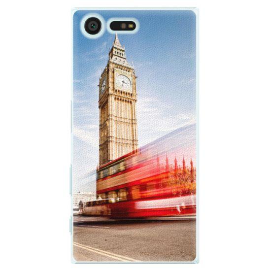 iSaprio Plastový kryt - London 01 pre Sony Xperia X Compact