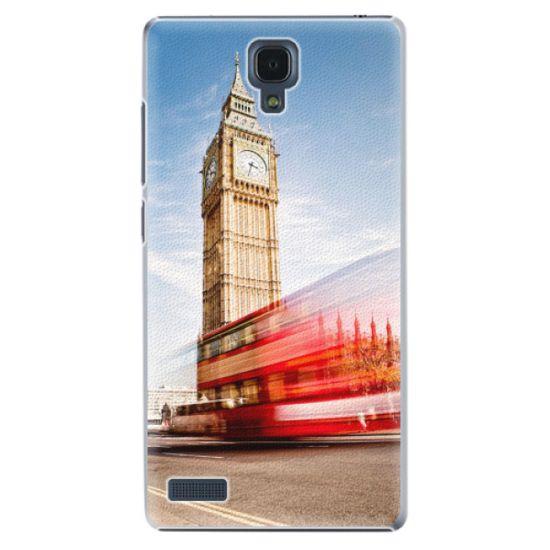 iSaprio Plastový kryt - London 01 pre Xiaomi Redmi Note