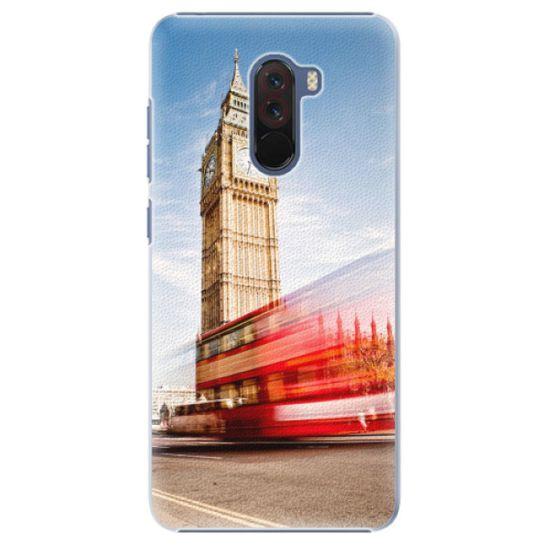iSaprio Plastový kryt - London 01 pre Xiaomi Pocophone F1