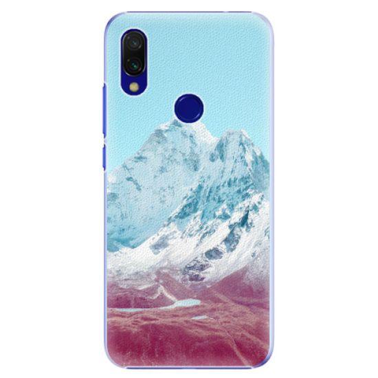 iSaprio Plastový kryt - Highest Mountains 01 pro Xiaomi Redmi 7