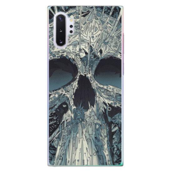 iSaprio Plastový kryt - Abstract Skull pro Samsung Galaxy Note 10+