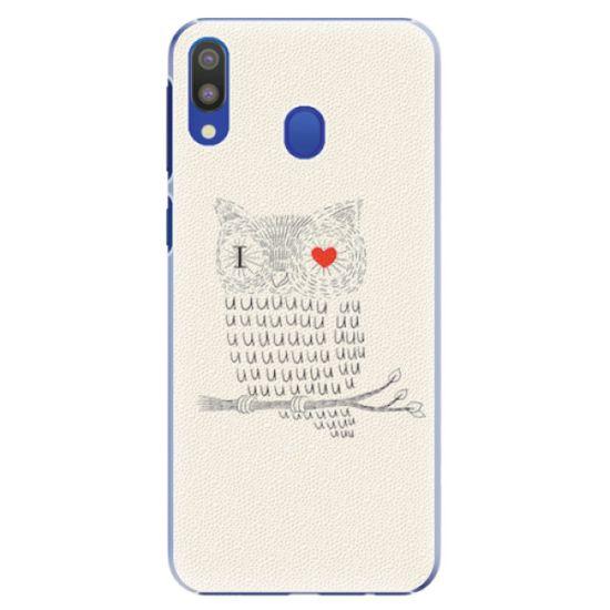 iSaprio Plastový kryt - I Love You 01 pre Samsung Galaxy M20