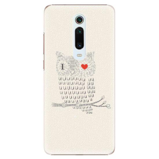 iSaprio Plastový kryt - I Love You 01 pre Xiaomi Mi 9T Pro