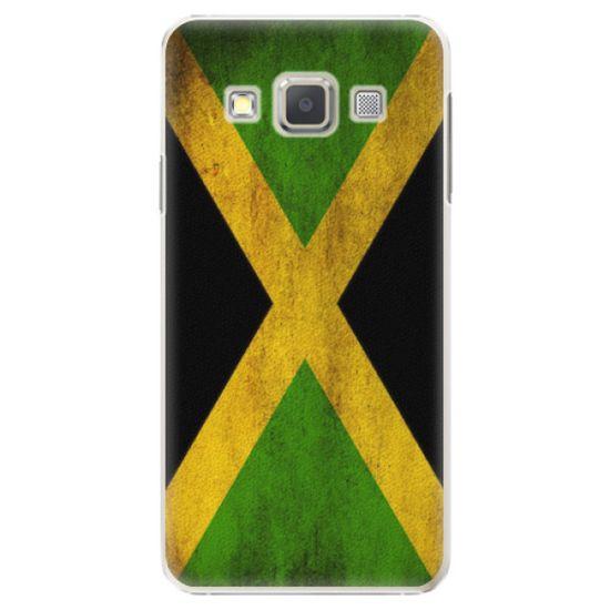 iSaprio Plastový kryt - Flag of Jamaica pre Samsung Galaxy A7