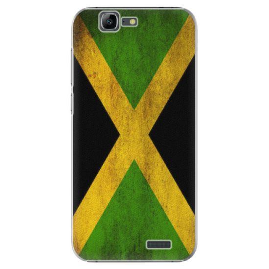iSaprio Plastový kryt - Flag of Jamaica pre Huawei G7