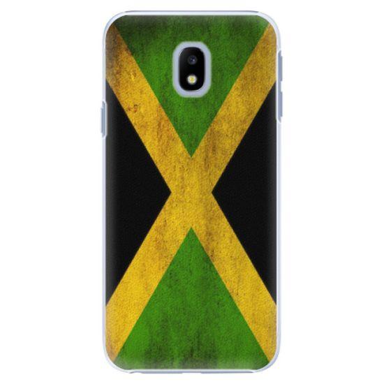 iSaprio Plastový kryt - Flag of Jamaica pre Samsung Galaxy J3 (2017)