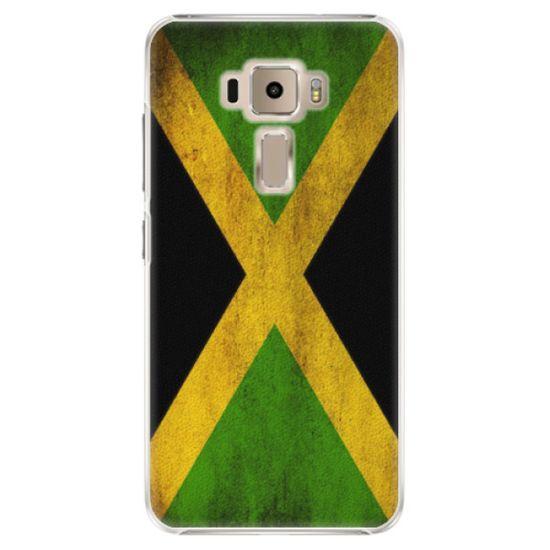 iSaprio Plastový kryt - Flag of Jamaica pre Asus ZenFone 3 ZE520KL