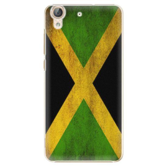 iSaprio Plastový kryt - Flag of Jamaica pre Huawei Y6 II
