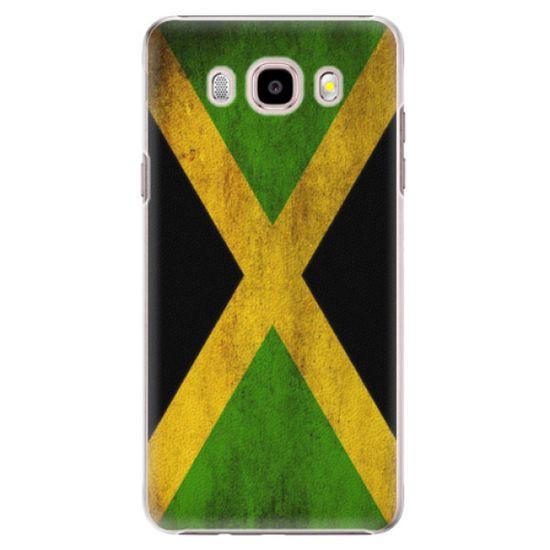 iSaprio Plastový kryt - Flag of Jamaica pre Samsung Galaxy J5 (2016)