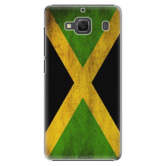 iSaprio Plastový kryt - Flag of Jamaica pre Xiaomi Redmi 2