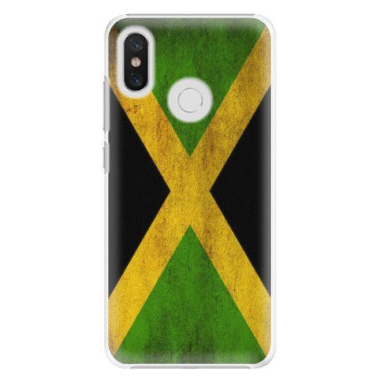 iSaprio Plastový kryt - Flag of Jamaica pre Xiaomi Mi 8