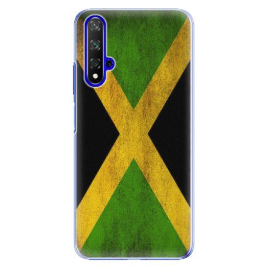 iSaprio Plastový kryt - Flag of Jamaica pre Huawei Honor 20