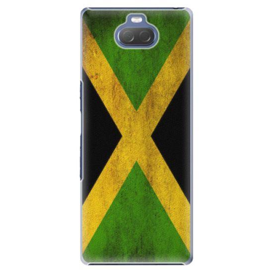 iSaprio Plastový kryt - Flag of Jamaica pre Sony Xperia 10 Plus