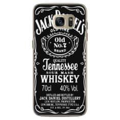 iSaprio Plastový kryt - Jack Daniels pro Samsung Galaxy S7