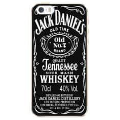iSaprio Plastový kryt - Jack Daniels pro Apple iPhone 5/5S/SE