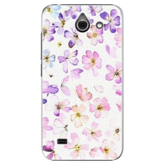 iSaprio Plastový kryt - Wildflowers pre Huawei Y550