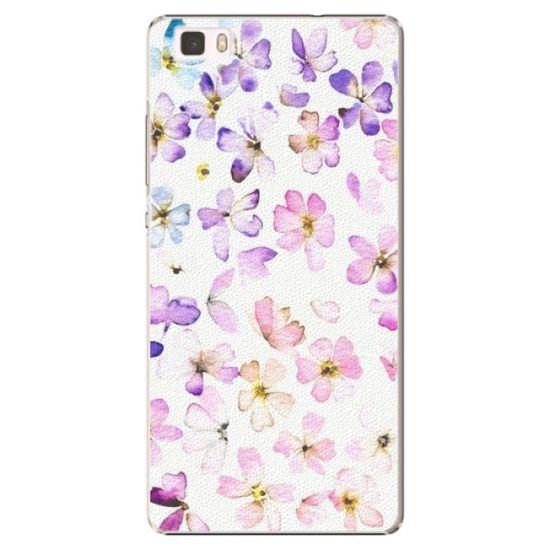 iSaprio Plastový kryt - Wildflowers pre Huawei P8 Lite