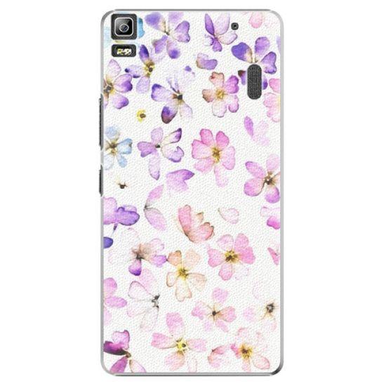 iSaprio Plastový kryt - Wildflowers pre Lenovo A7000