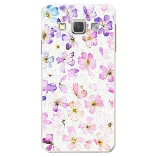 iSaprio Plastový kryt - Wildflowers pre Samsung Galaxy A7