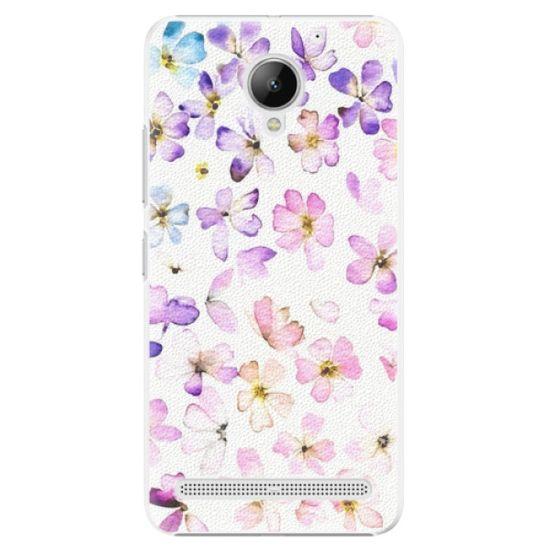 iSaprio Plastový kryt - Wildflowers pre Lenovo Vibe C2