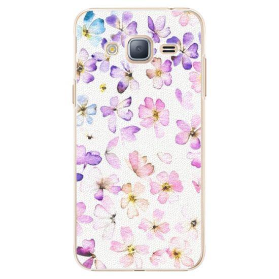 iSaprio Plastový kryt - Wildflowers pre Samsung Galaxy J3 (2016)