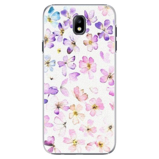 iSaprio Plastový kryt - Wildflowers pre Samsung Galaxy J7 (2017)