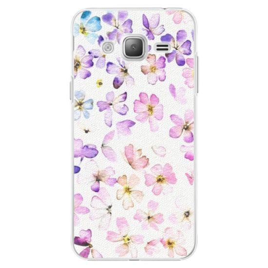 iSaprio Plastový kryt - Wildflowers pre Samsung Galaxy J3