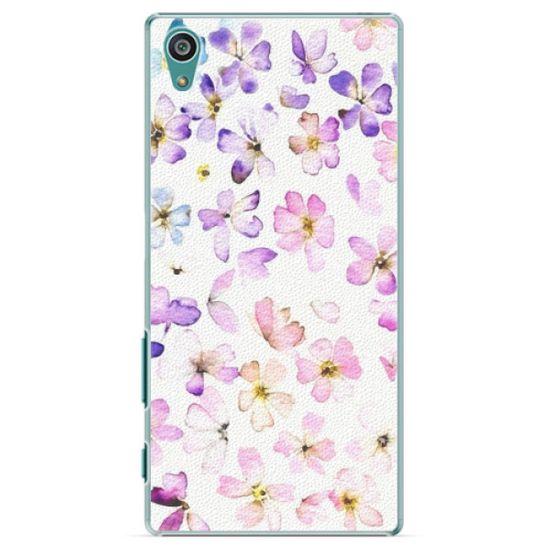 iSaprio Plastový kryt - Wildflowers pre Sony Xperia Z5