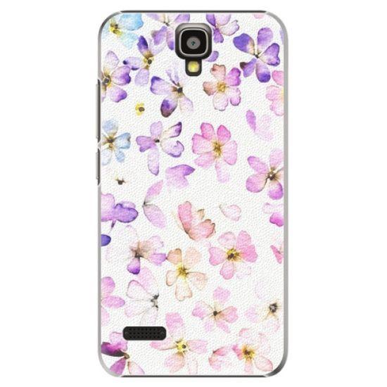iSaprio Plastový kryt - Wildflowers pre Huawei Y5