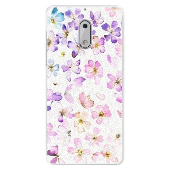 iSaprio Plastový kryt - Wildflowers pre Nokia 6